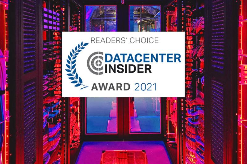 Datacentre Insider Award 2020